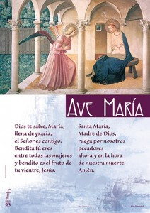 Cartel MD: Ave María