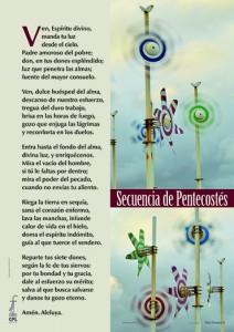 Cartel MD: Pentecostés
