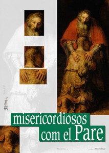 Cartel MD: Misericordiosos como el padre